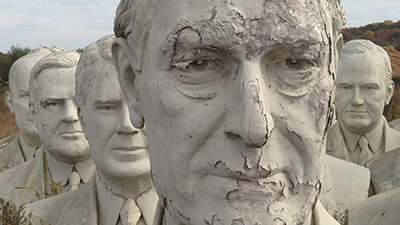 All The Presidents' Heads