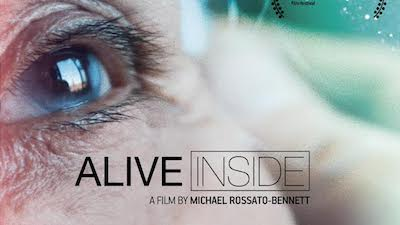 Music & Memory Benefit Reception with a screening of <i>Alive Inside: The Story of Music & Memory</i>