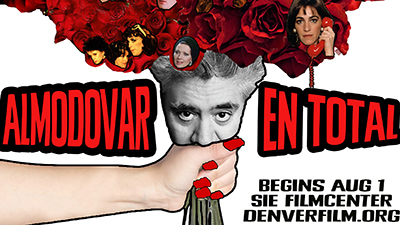 Almodóvar En Total Pass