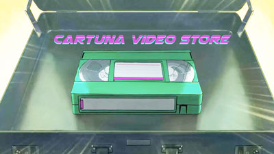 SeriesFest S5 Cartuna Video Store