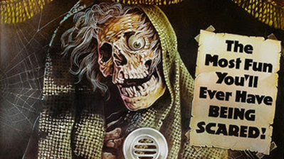 Scream Screen: Creepshow <i>with</i> Church Fire