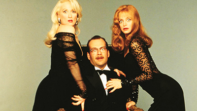 Big Gay Matinee! Death Becomes Her