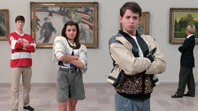 Sound + Vision: Ferris Bueller's Day Off
