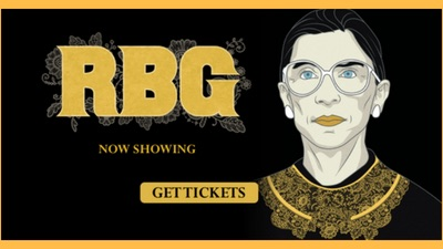 RBG Movie Screening: CWBA Special Public Policy Benefit Event