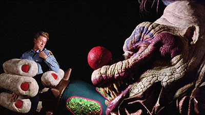 Scream Screen: Killer Klowns From Outer Space