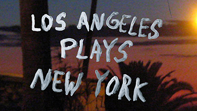 Los Angeles Plays New York