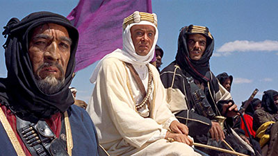 The Tragedies of David Lean: Lawrence of Arabia