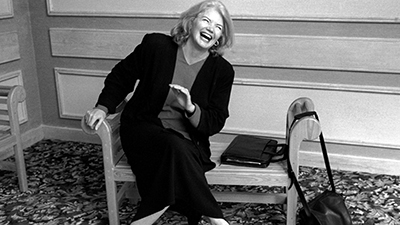 Women+Film Presents: Raise Hell - The Life & Times of Molly Ivins