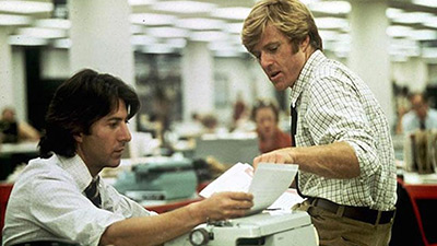 The Fourth Estate: All The President's Men