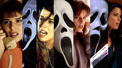 Scream Screen Scream-A-Thon!