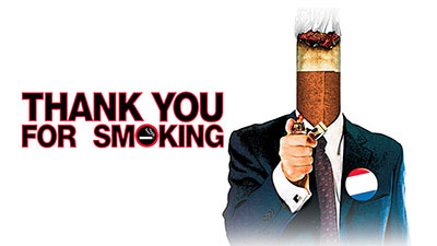 RRFF17: Thank You For Smoking