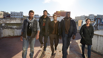 SeriesFest Closing Night: NBC's The Brave (World Premiere)