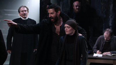 The Old Vic's: The Crucible