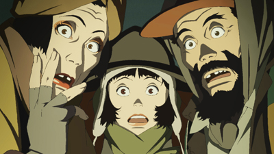 To All A Good Night!: Tokyo Godfathers