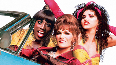 Big Gay Matinee! To Wong Foo, Thanks For Everything, Julie Newmar