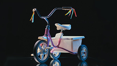 JonBenet's Tricycle - Limited Engagement!